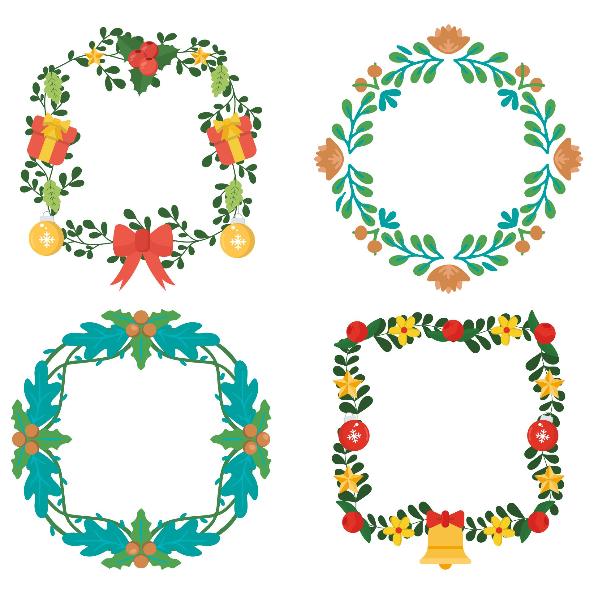 Best images of printable christmas borders landscape