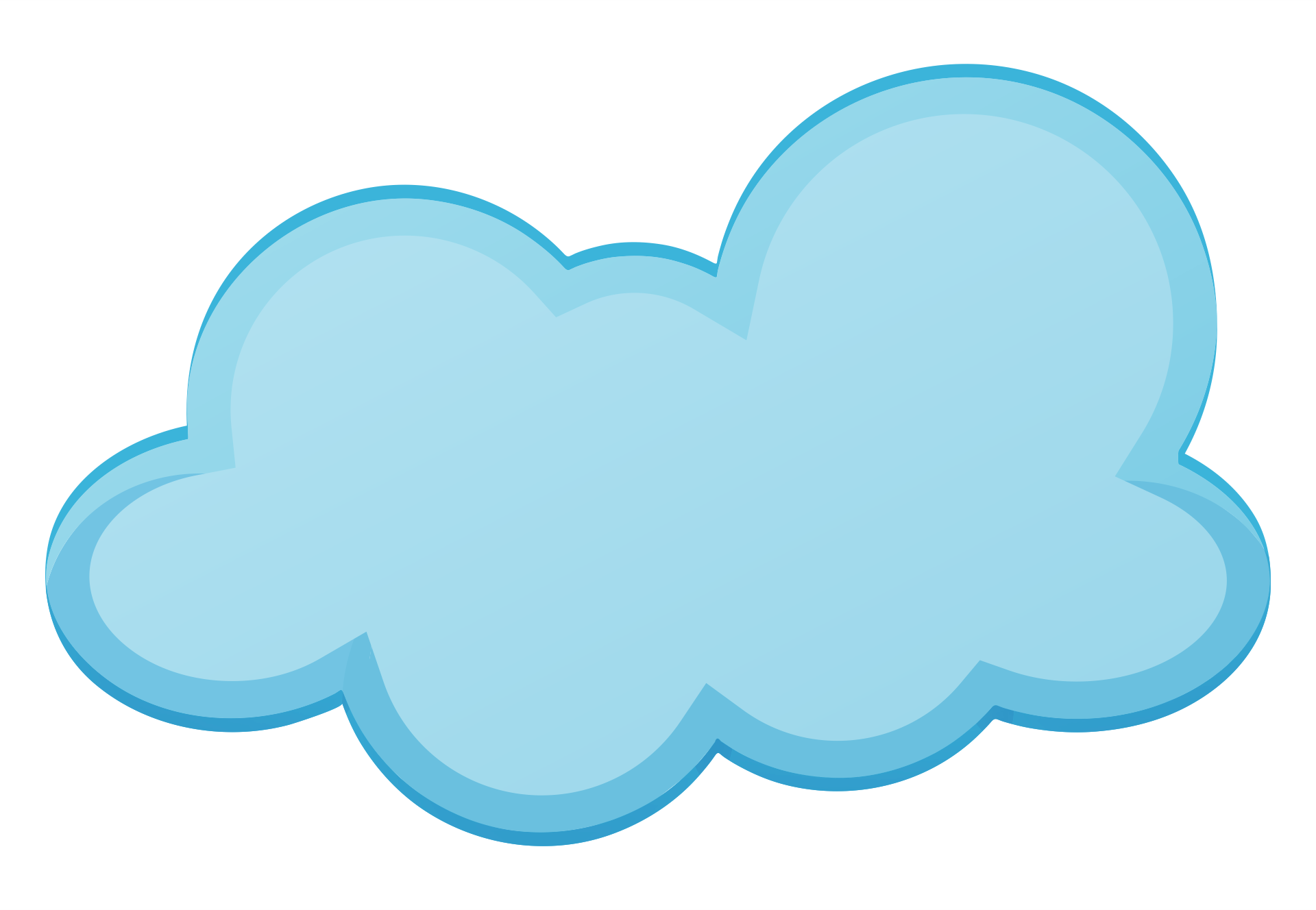 Cloud Clip Art Free