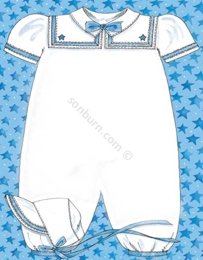 Best Images of Free Printable Baby Boy Borders - Baby Boy Border ...