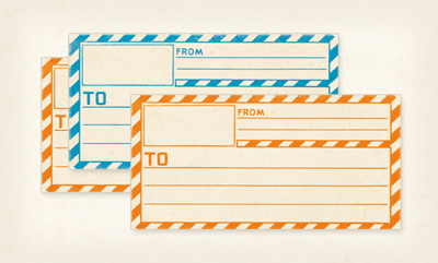 5 Images of Printable Mailing Labels