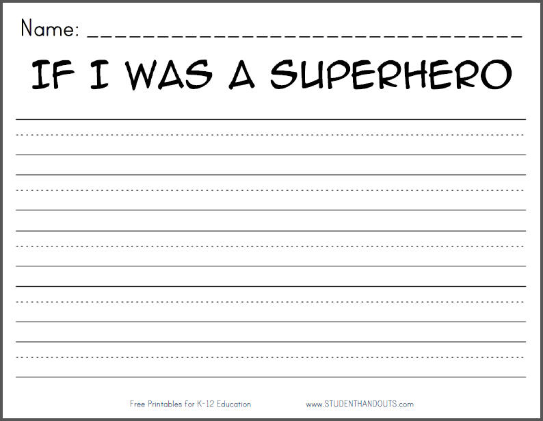Printable Writing Worksheets For Grade 2 - Worksheets For Education