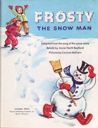 7 Images of Frosty The Snowman Printable Book
