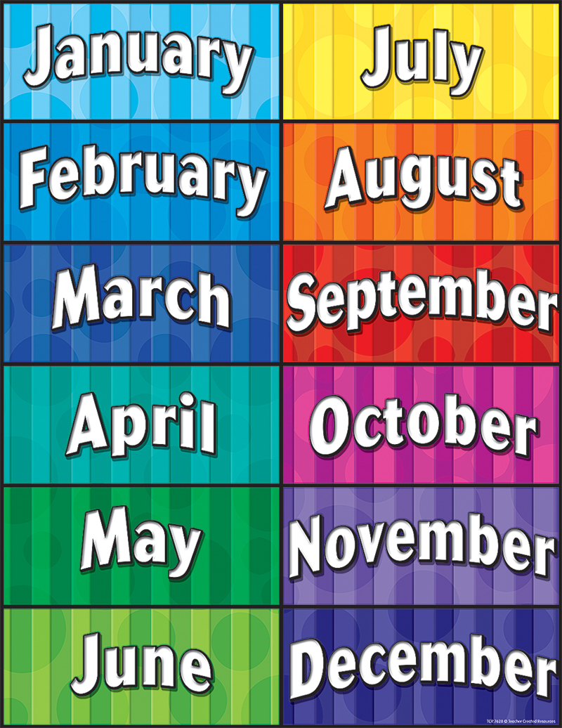 Math Worksheet Months Of The Year Printables Ideas top 4 best images ...