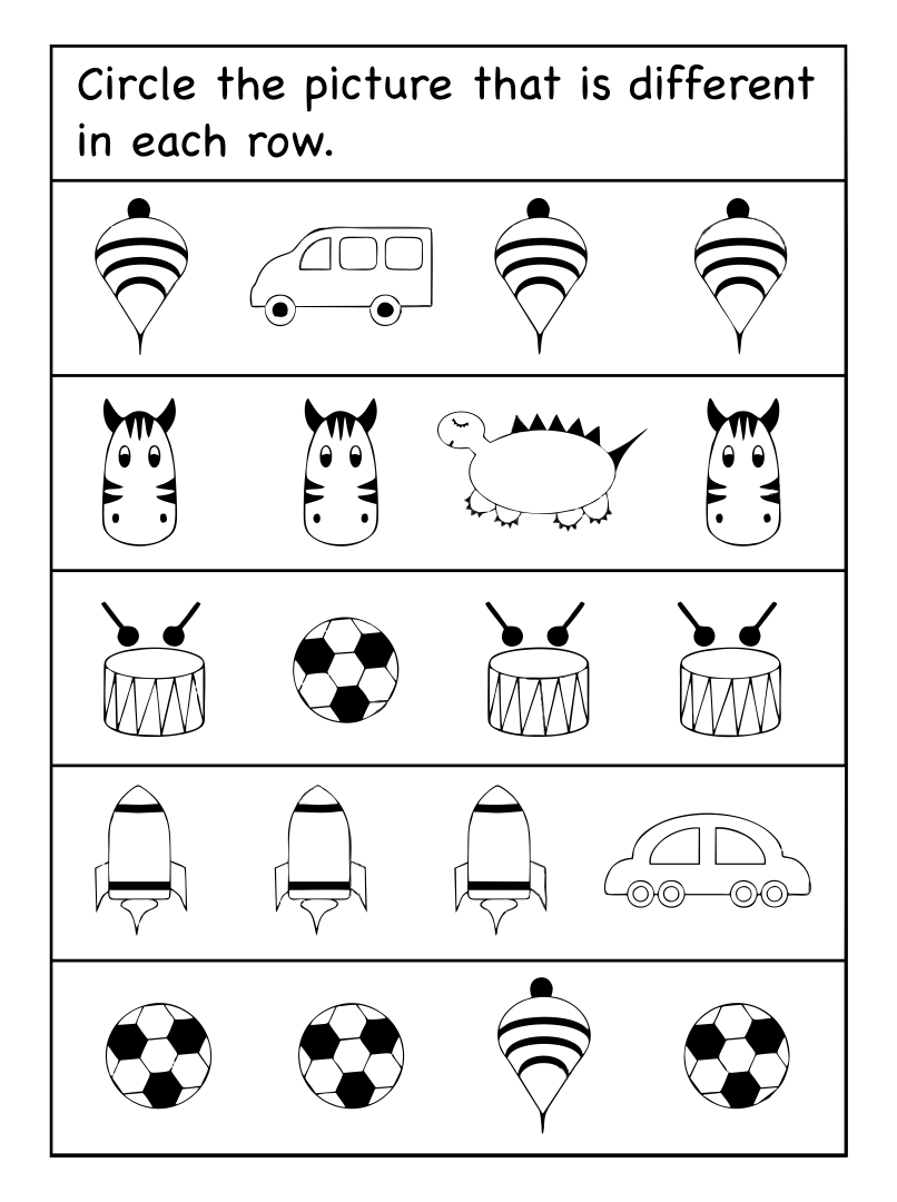 math worksheet : 4 best images of printable preschool worksheets  free printable  : Kindergarten History Worksheets