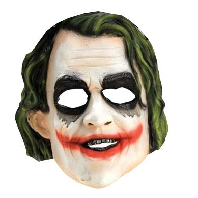 8 Images of Batman's Joker Printable Mask