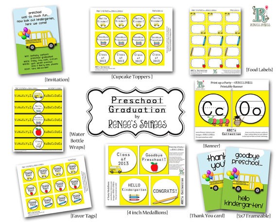 6 Images of Preschool Printables For School Bus
