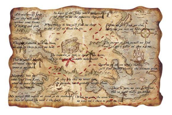 Why Was Treasure Island Written