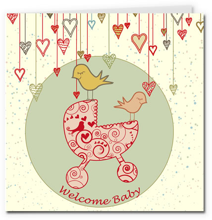 6 Images of Baby Gift Free Printable Cards
