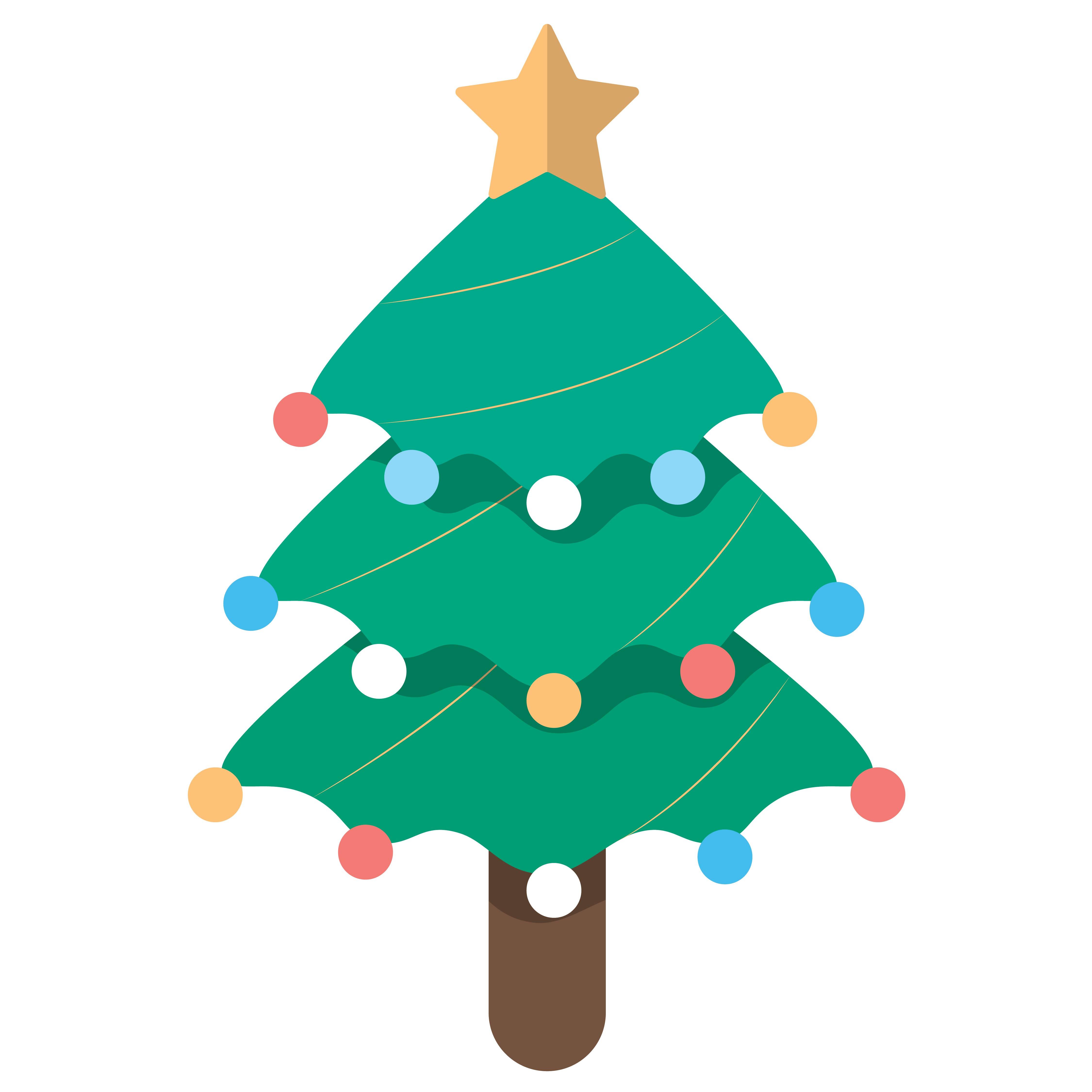 Printable Christmas Ornament Clip Art