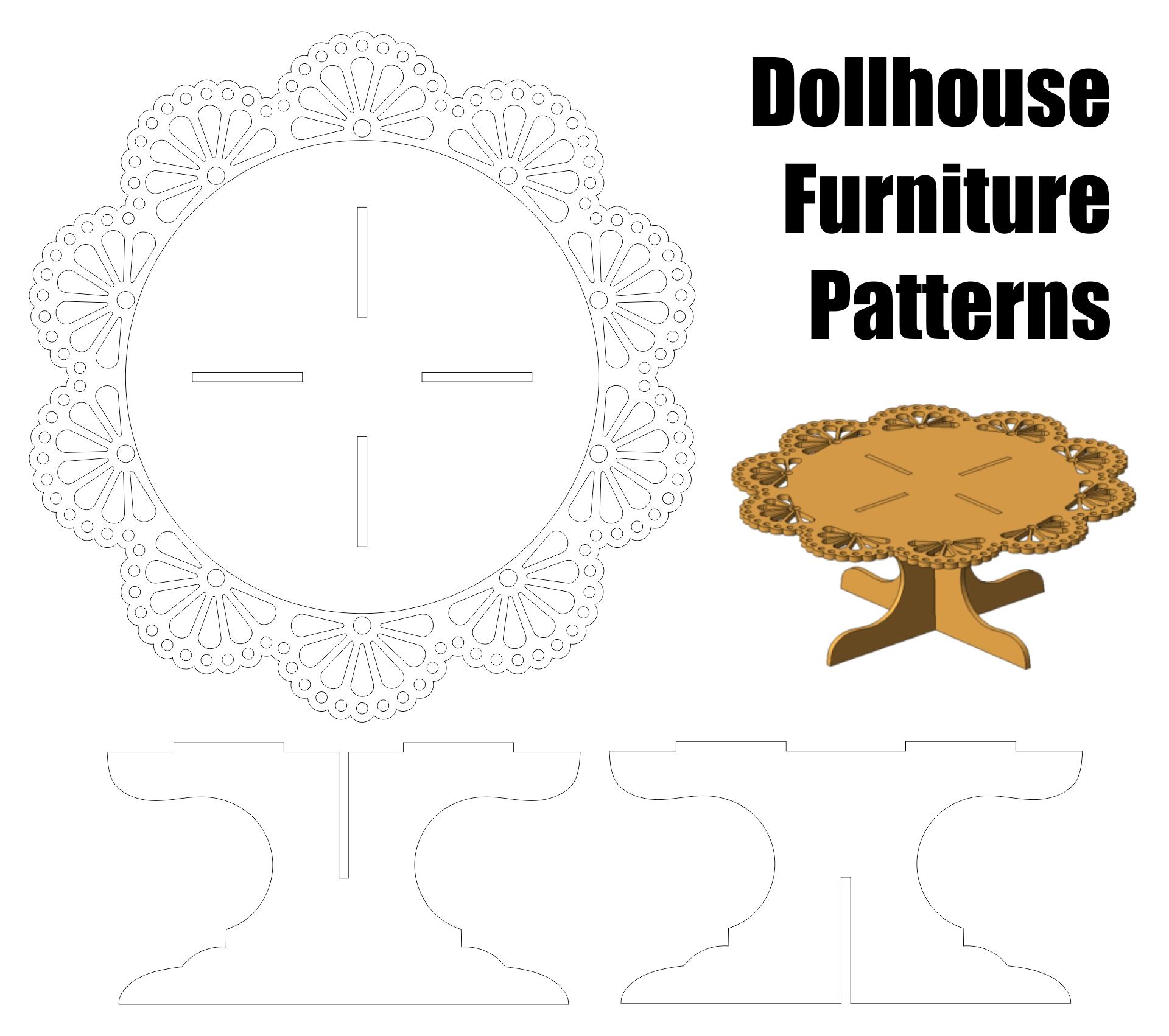 Kitchen design graph paper - Of Printable Dollhouse Furniture Patterns Free Printable Paper