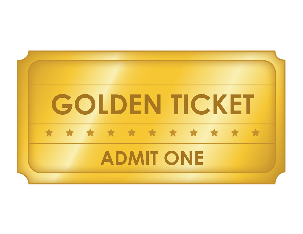 7 Images of Free Printable Tickets