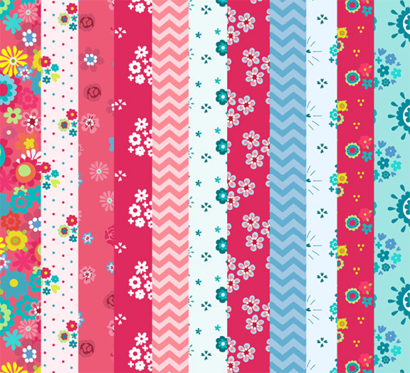 Free Printable Scrapbook Paper Patterns