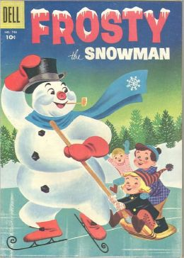 Frosty the Snowman Printable Book