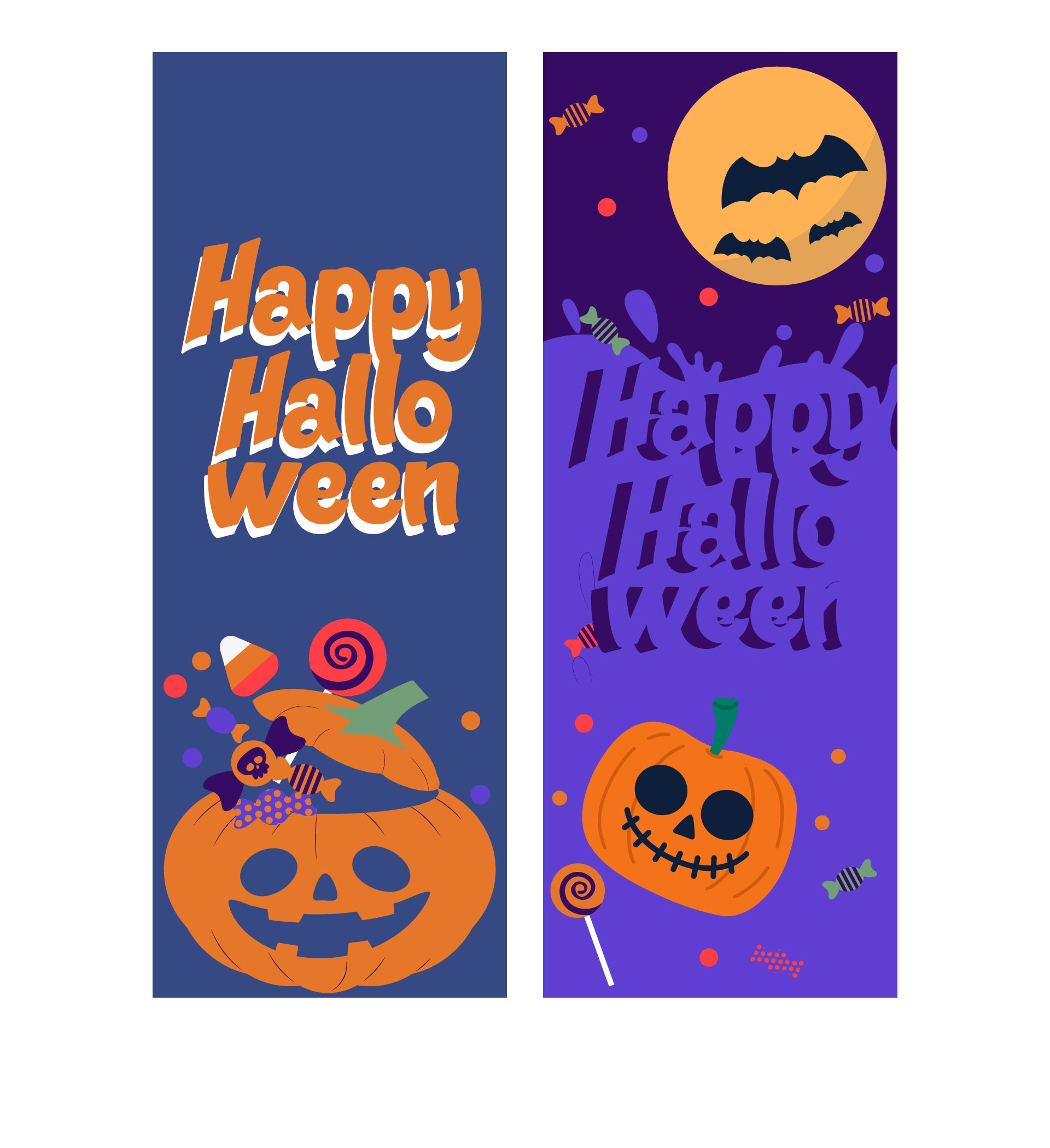 Halloween Bookmark Printable