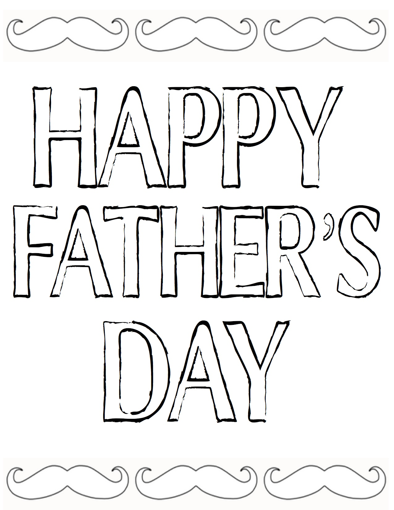 6 Images of Father's Day Printables