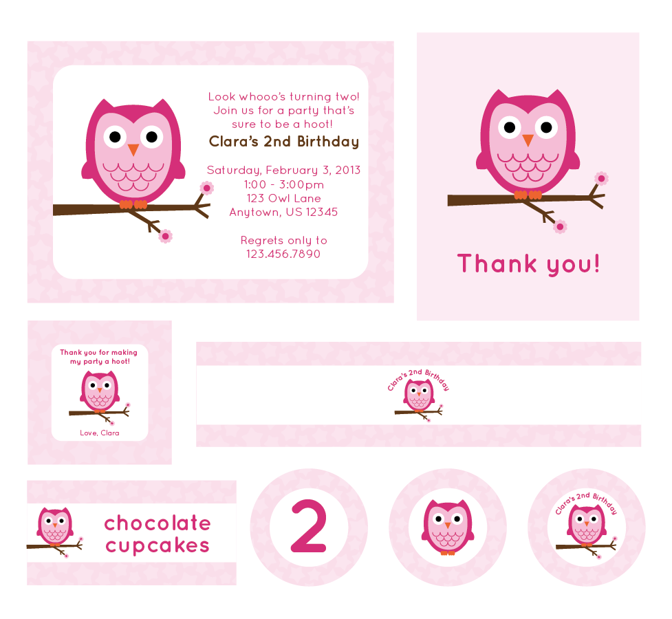 see owl baby shower free printables baby shower owl theme printables