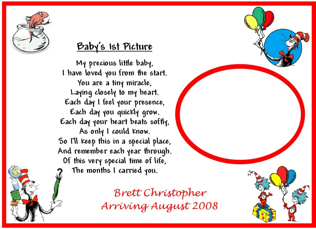 Poems by Dr. Seuss
