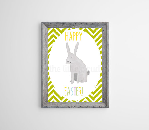 Printable Happy Easter