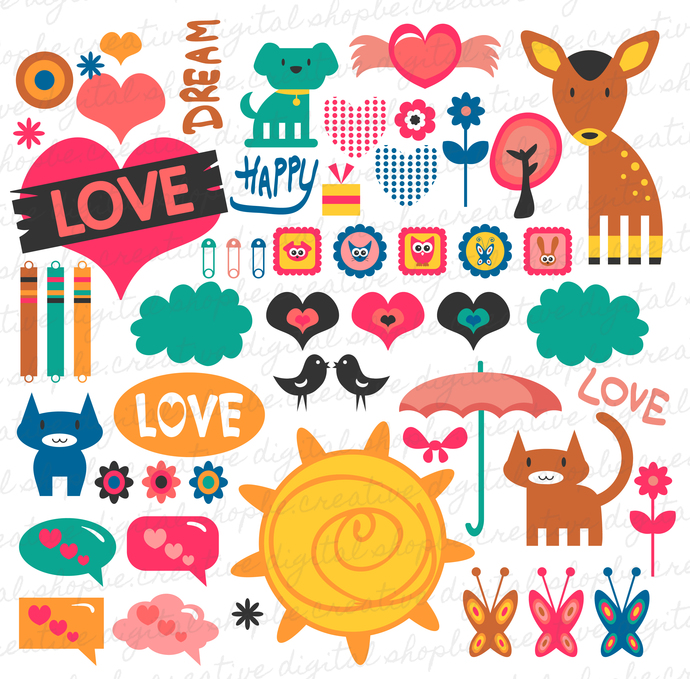 8 Best Images Of Printable Scrapbook Stickers