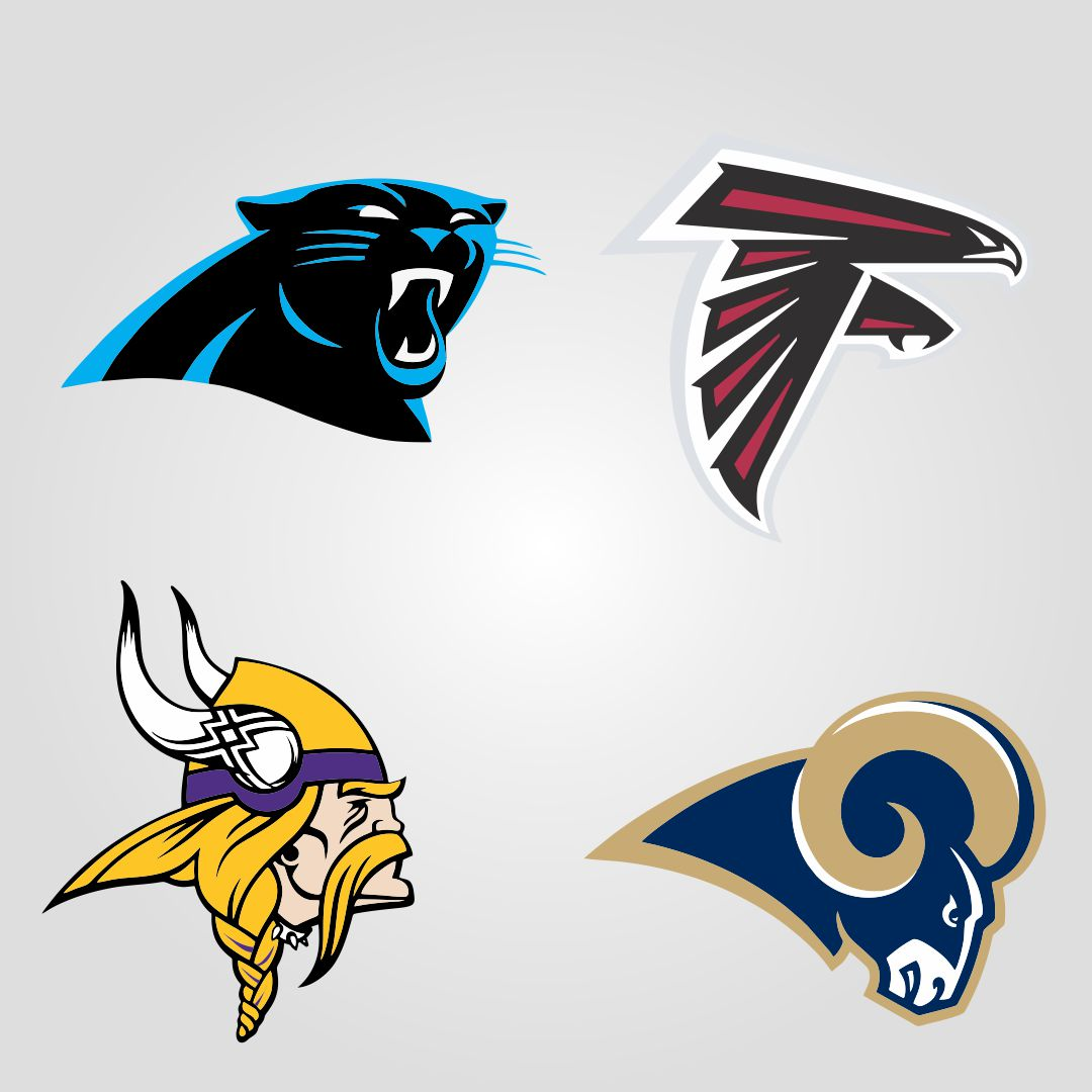 5 best images of nfl emblems printable nfl football team