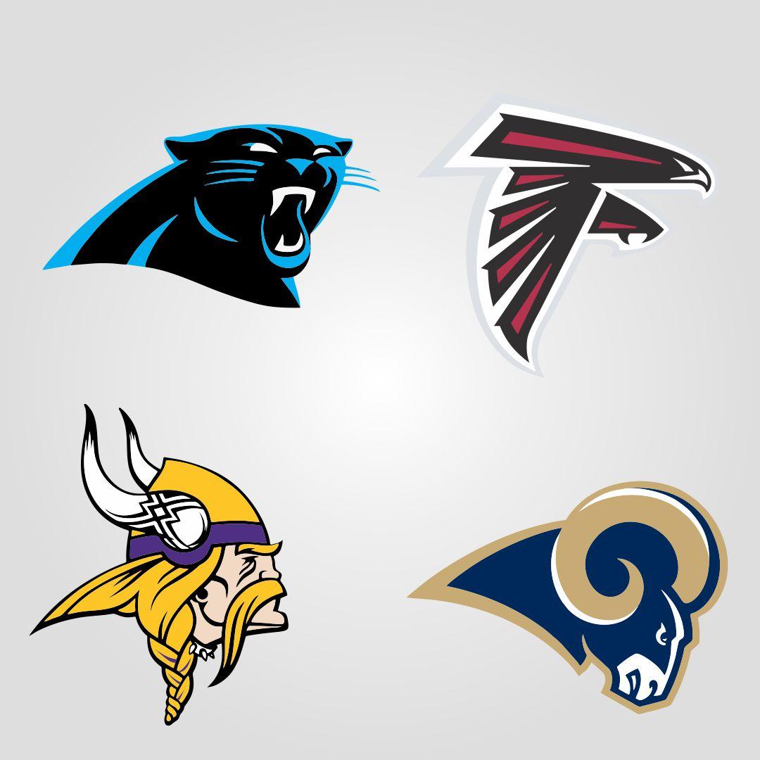 Cool NFL Team Logos