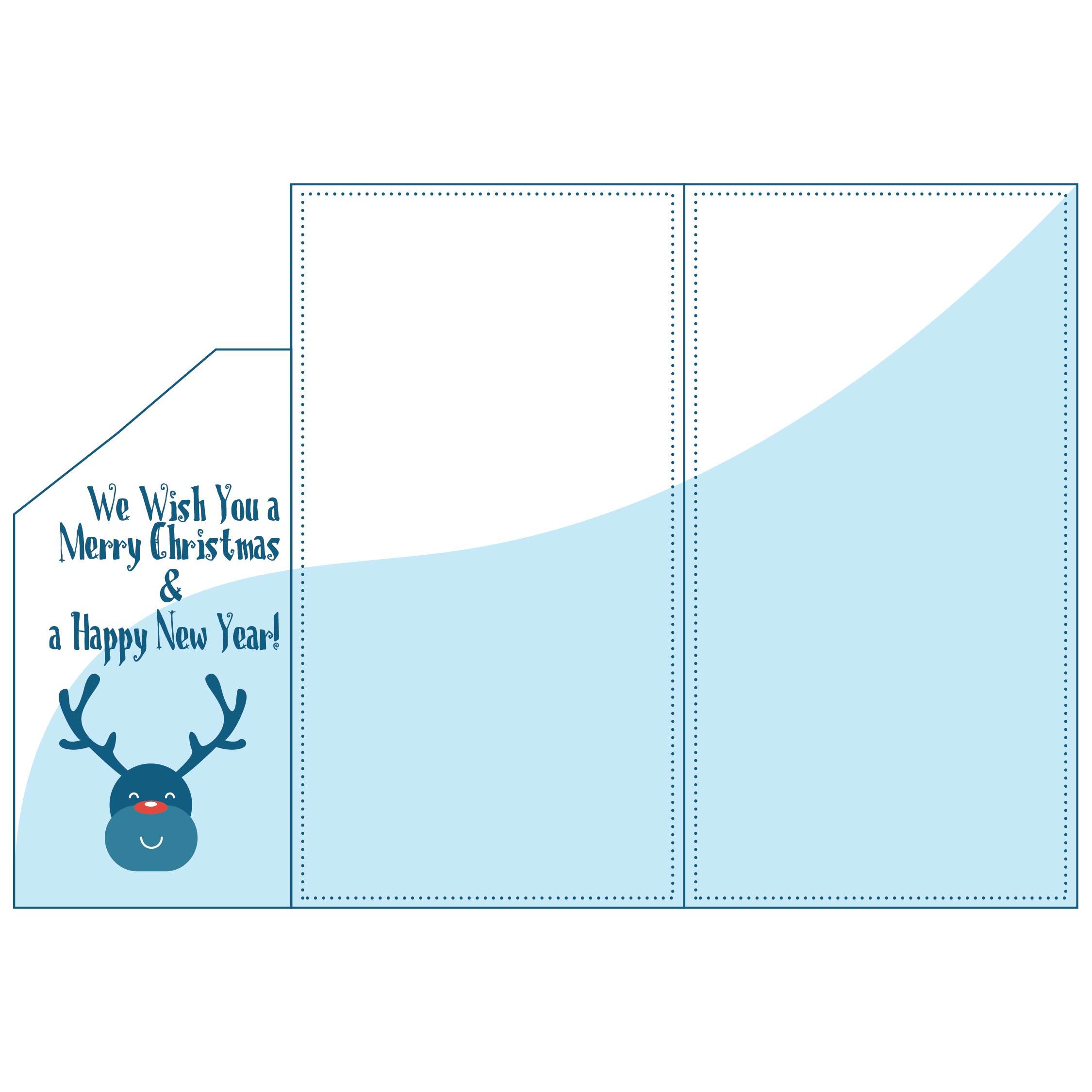 Printable Christmas Money Cards
