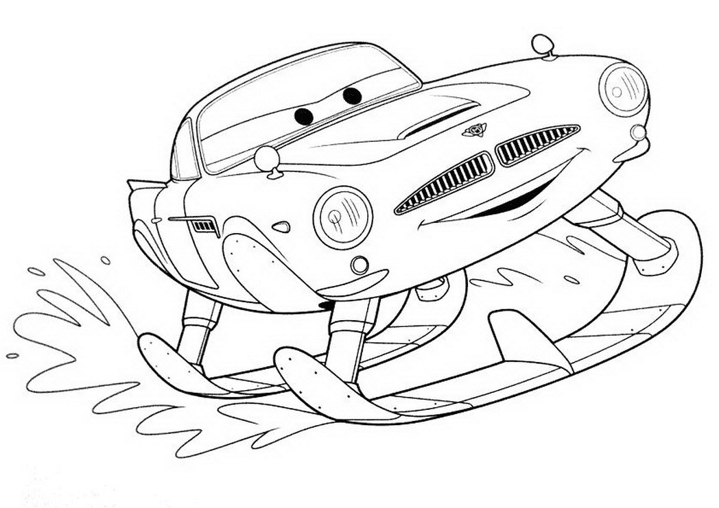 free disney cars coloring pages - 8 best images of disney cars coloring book activity