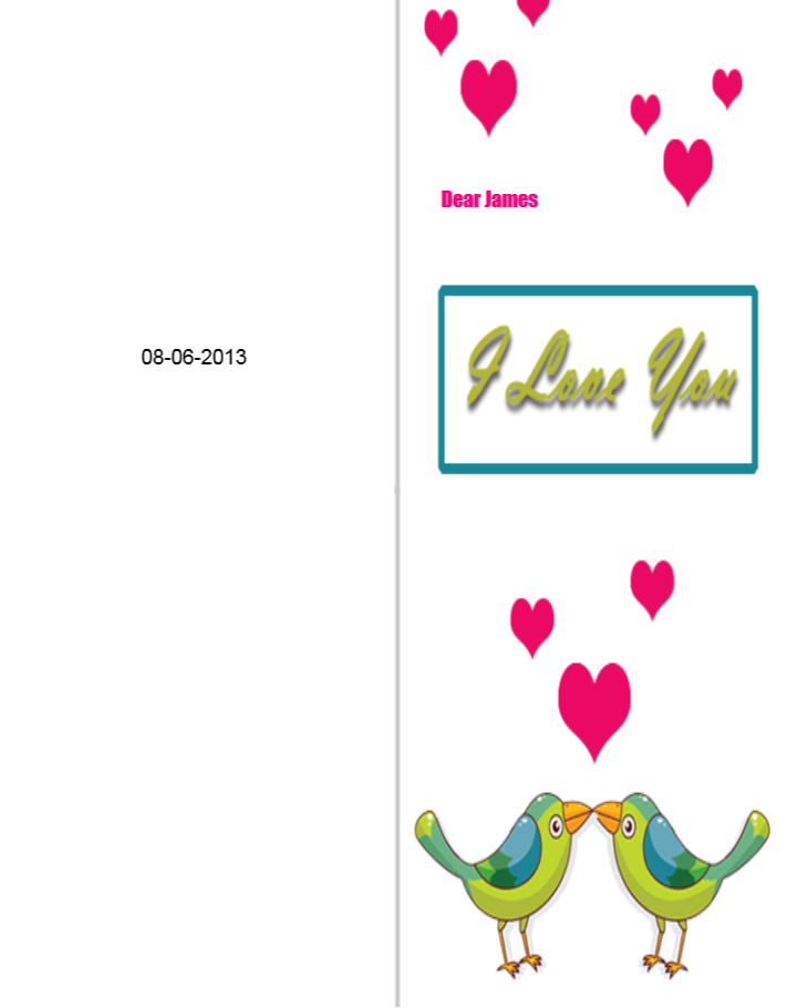 9 Images of Free Printable Love Greeting Cards