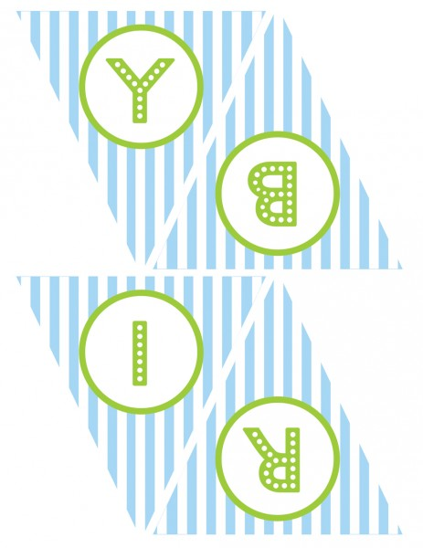 9 Images of Free Printable Banners For Boys