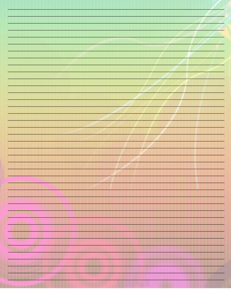 5 best images of rainbow writing paper printable rainbow for Rainbow writing spelling words template