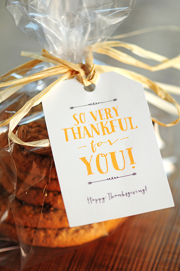5 Images of From Happy Thanksgiving Tag Printable