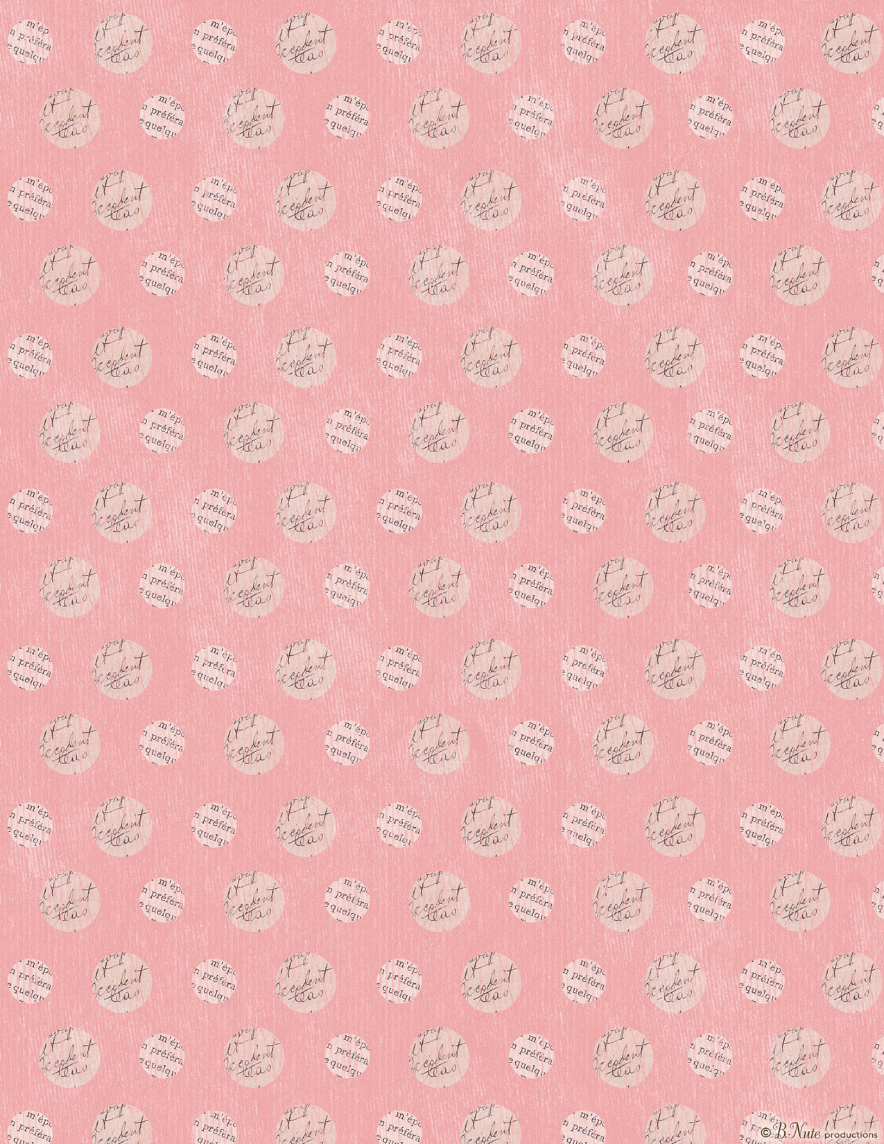 5 Images of Free Printable Scrapbook Paper