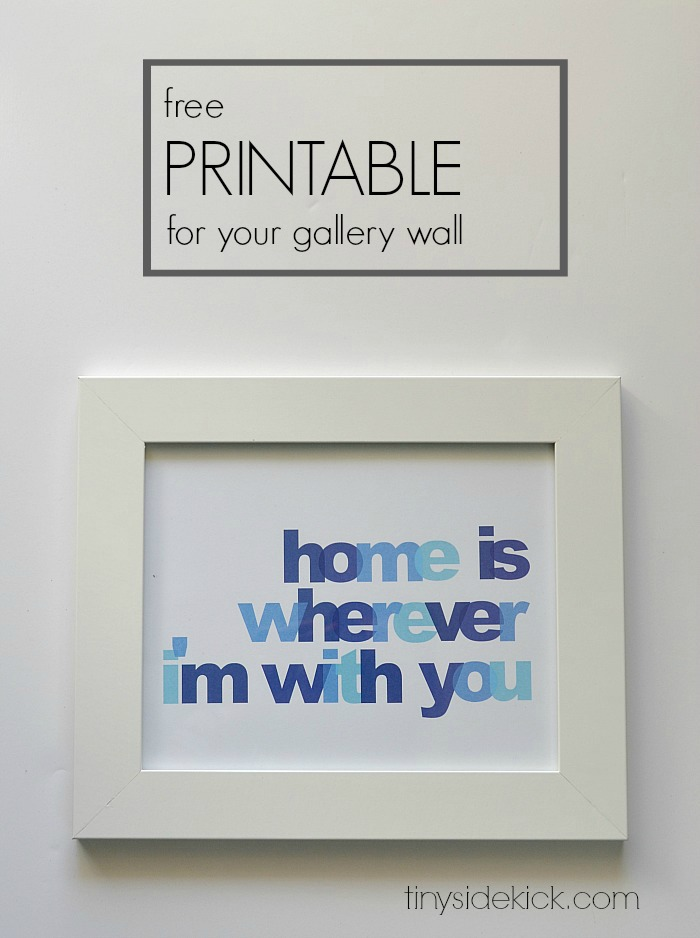 Free Printable Wall Art Gallery