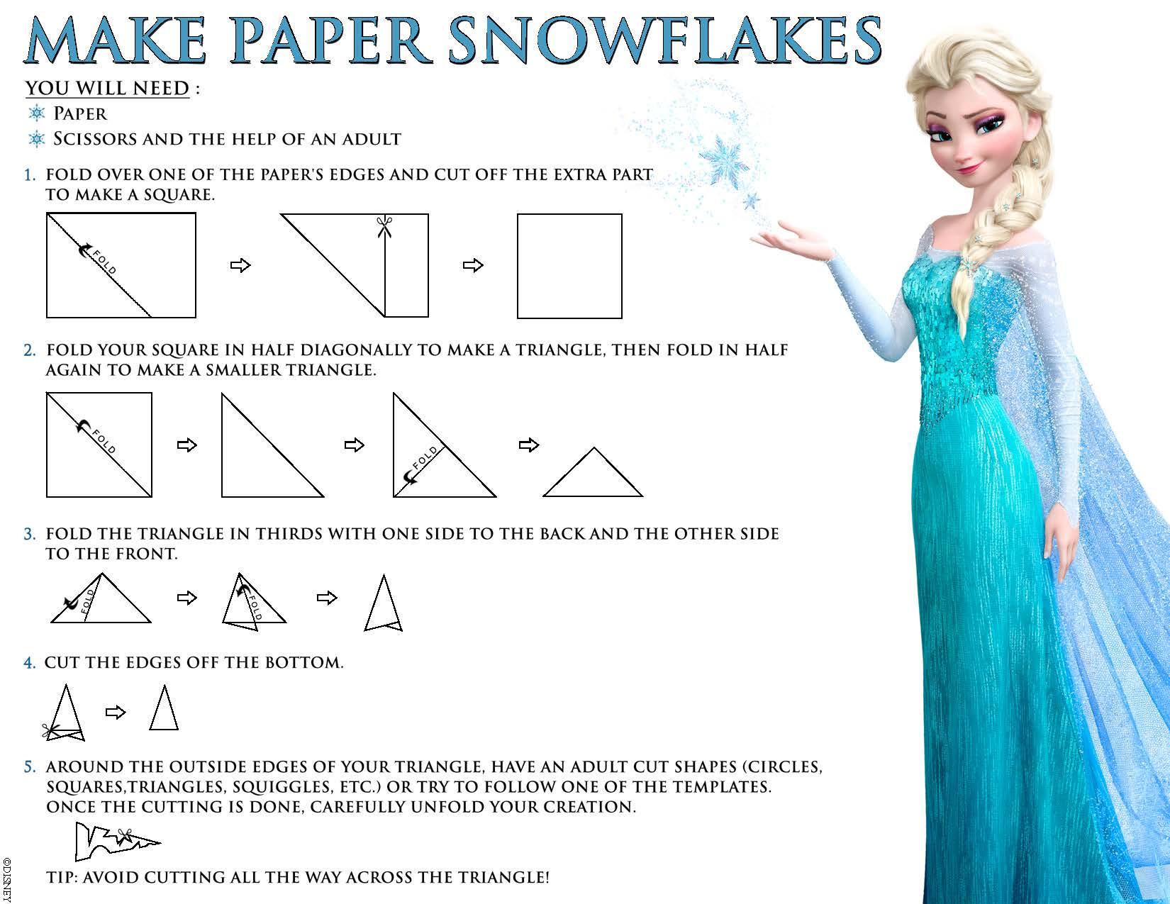 6 Images of Disney Frozen Printable Templates