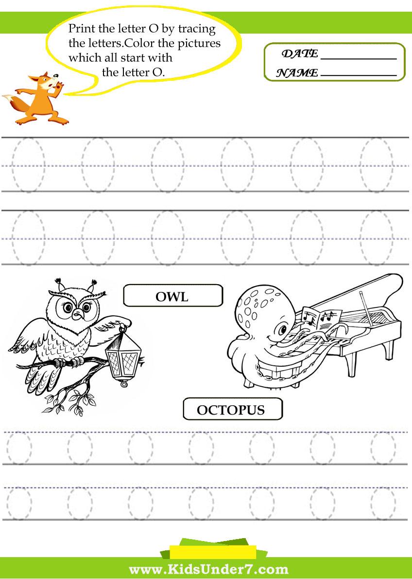 8 best images of printable tracing letter o worksheets letter o tracing worksheets preschool. Black Bedroom Furniture Sets. Home Design Ideas