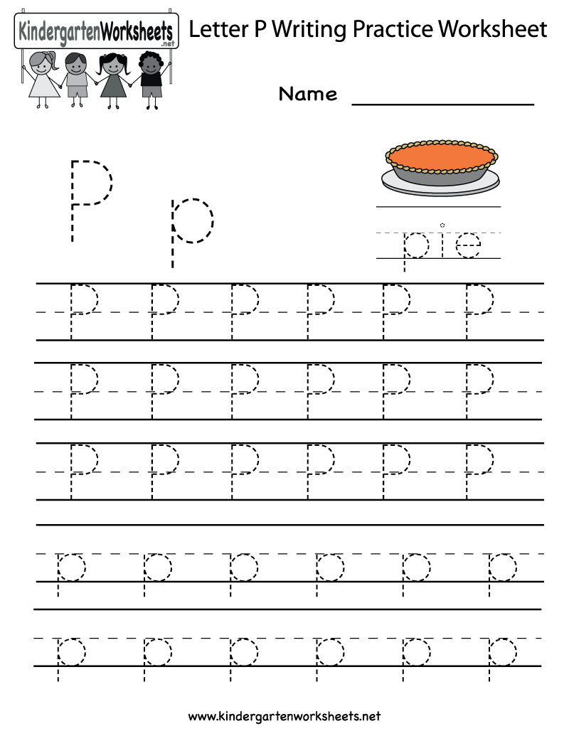 worksheet Letter P Worksheets For Preschool letter p worksheet for young preschool worksheets kids