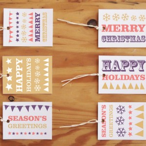 6 Images of Printable Gift Tags Congratulations