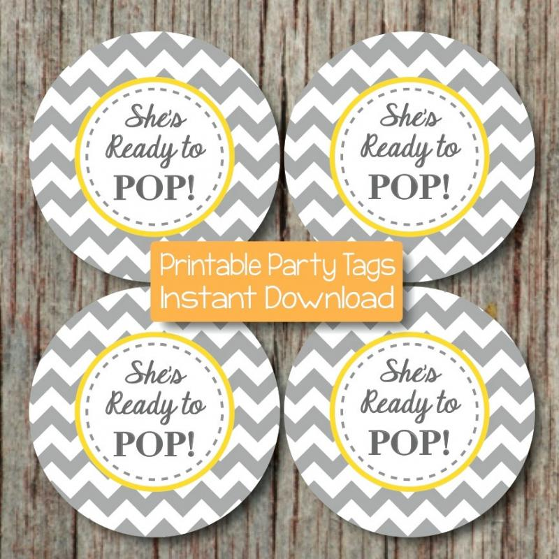ready to pop free printable tags ready to pop baby shower favor tags