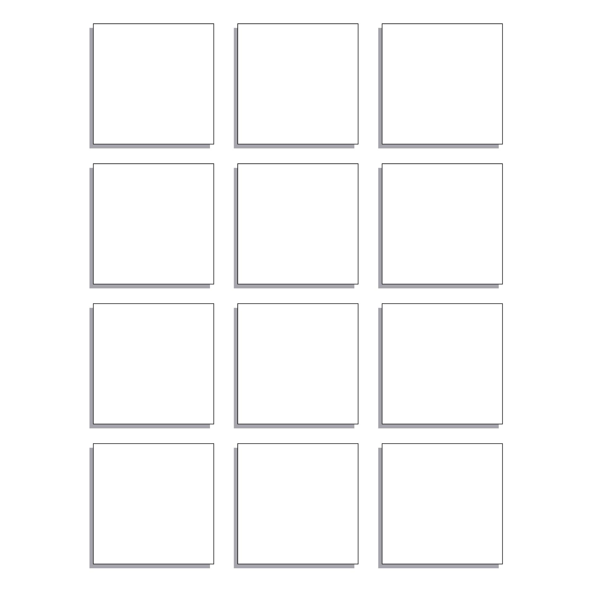 2 Inch Square Template Printable