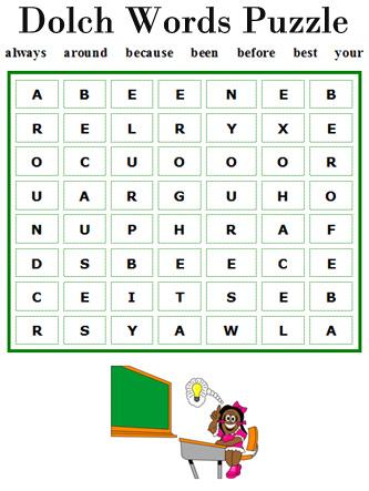 2nd grade sight words pdf