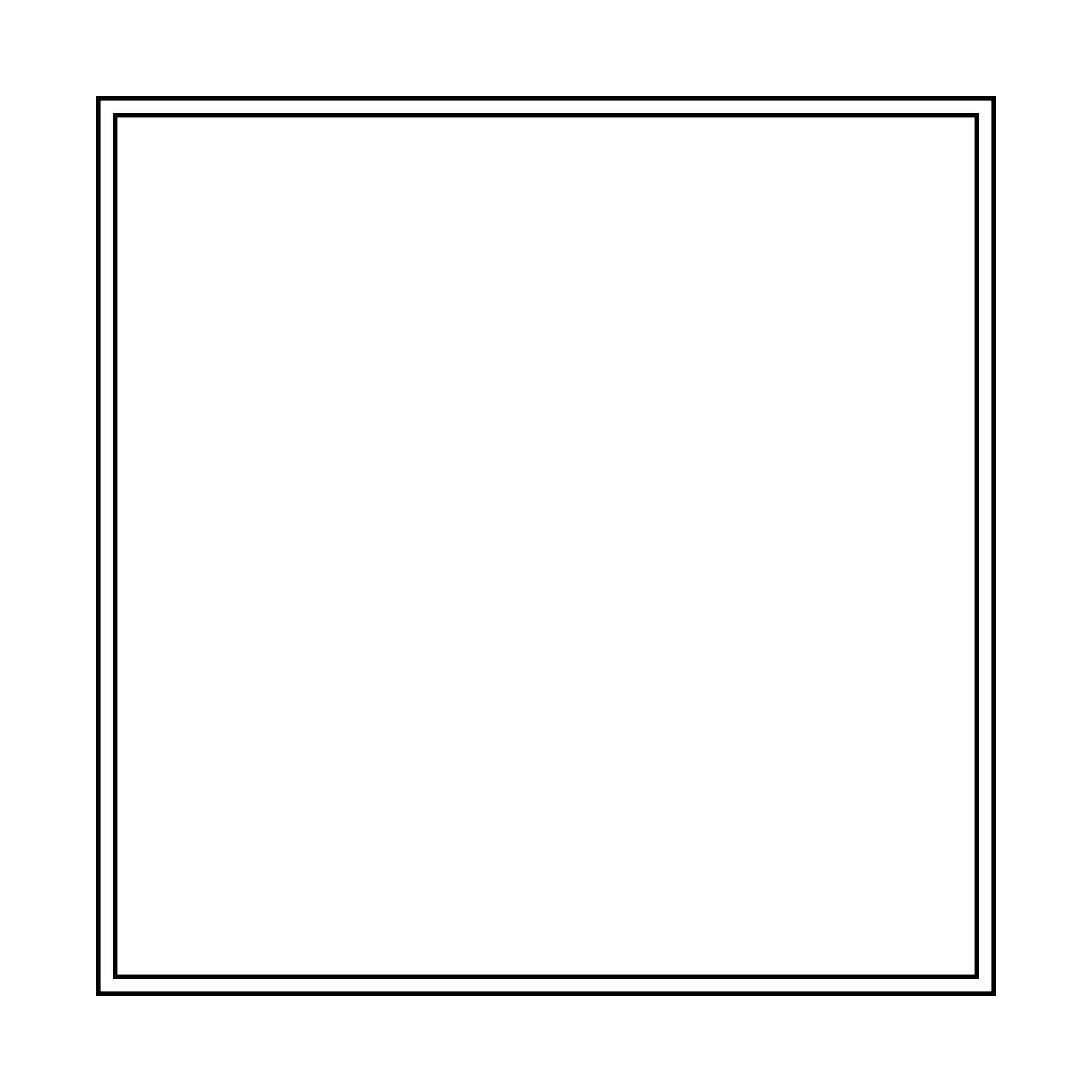 5 Inch Square Template