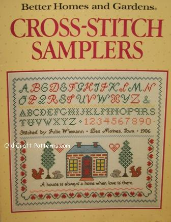 9 Best Images Of Free Printable Cross Stitch Samplers