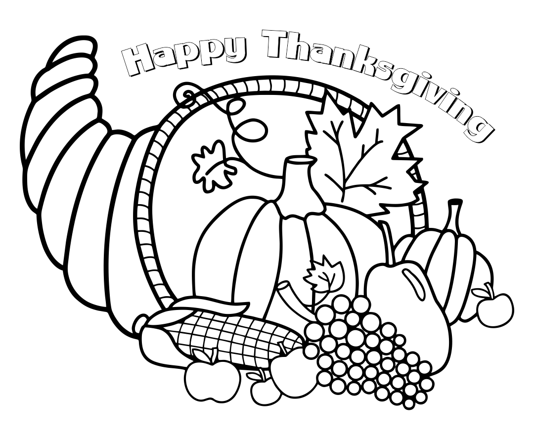 Printable Thanksgiving Activity Worksheets
