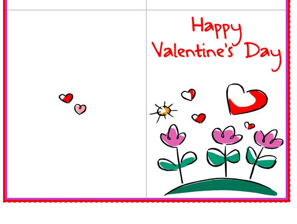 7 Images of Free Printable Valentine Day Cards For Wife