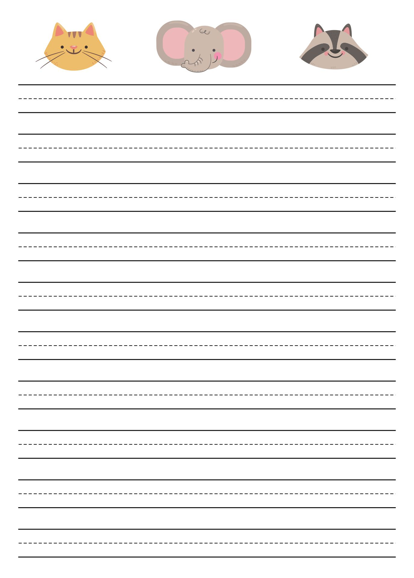Free Printable Writing Paper