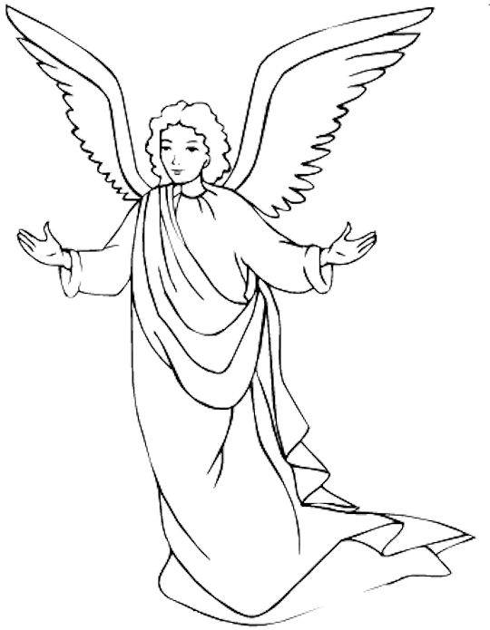 7 Images of Printable Picture Of Guardian Angel