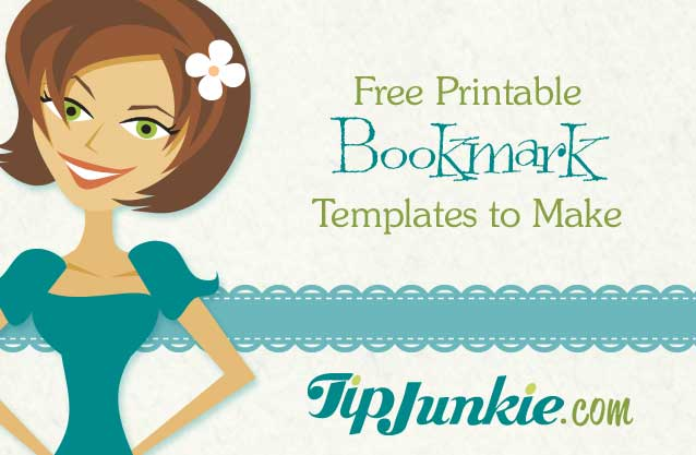8 Images of Create Printable Bookmarks