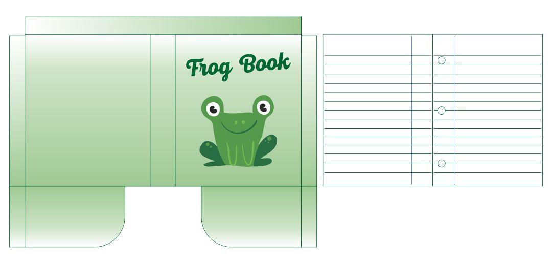My Froggy Stuff Printables School