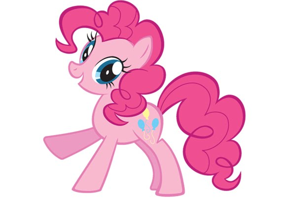 9 Images of Little Pony Pinkie Pie Printables