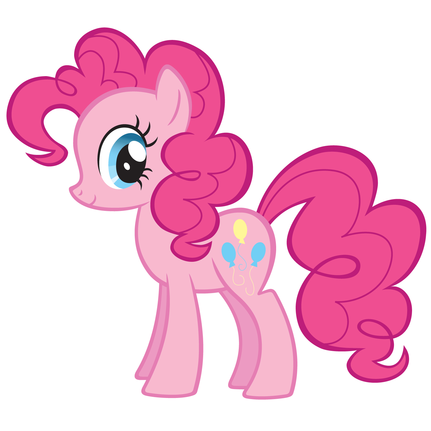 9 Best Images Of Little Pony Pinkie Pie Printables My Pie
